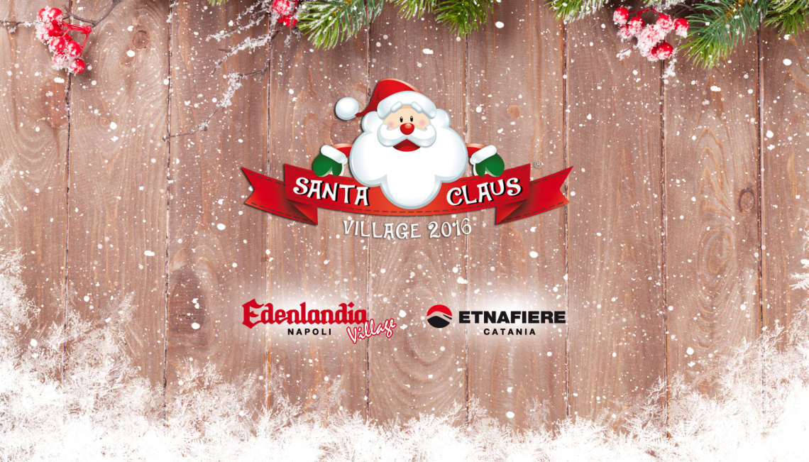 Immagini Del Villaggio Di Babbo Natale.Santa Claus Etna Village 2016 La Magia Del Villaggio Di