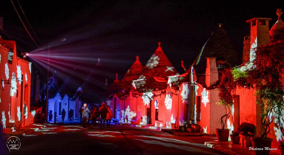 Alberobello Light Festival Natale 2016