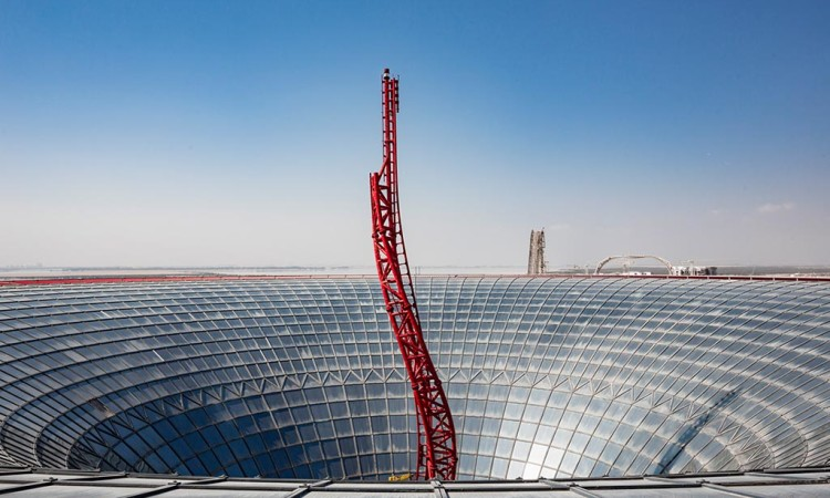 Ferrari World Abu Dhabi Turbo Track