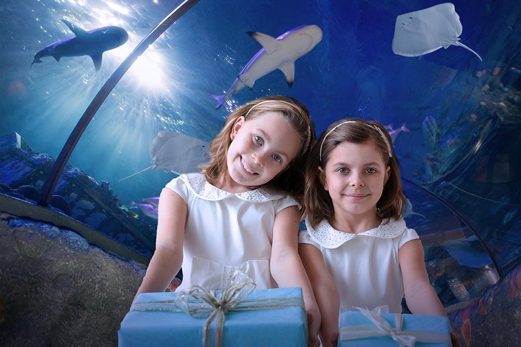 Gardaland SEA LIFE Aquarium compleanno 2017
