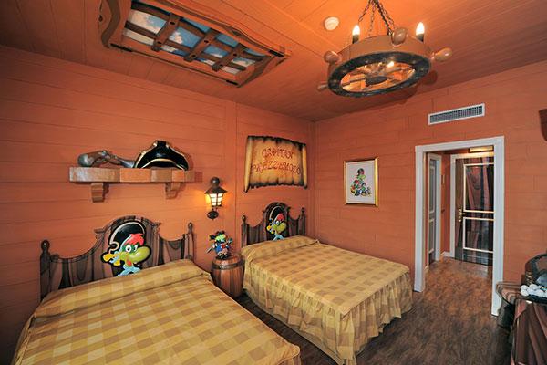 Camere A Tema Disney : Family hotel: le più originali camere a tema nel mondo : bimbo in