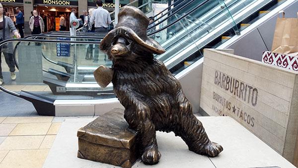 Paddington e winnie the pooh orsetti inglesi al cinema cinema