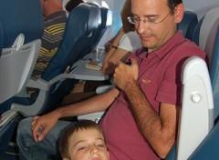 viaggiare con i bambini in aereo