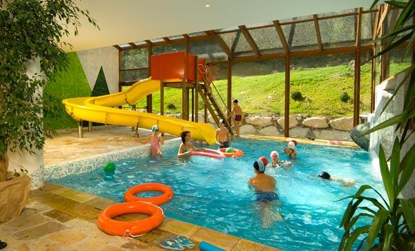 Hotel Montagna Con Piscina E Miniclub