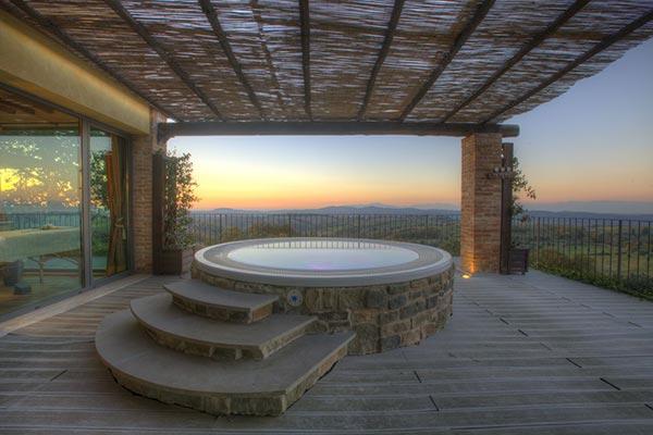 Castellare di tonda spa resort family hotel e resort - Agriturismo toscana bambini piscina coperta ...