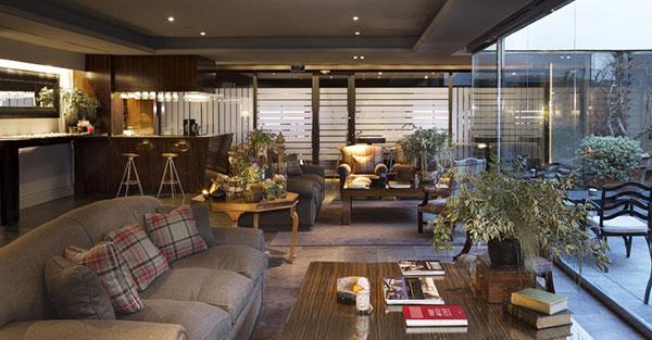 Gran hotel la florida hotel per famiglie a barcellona for Hotel per barcellona