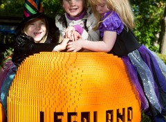 Legoland resort uk halloween 2014