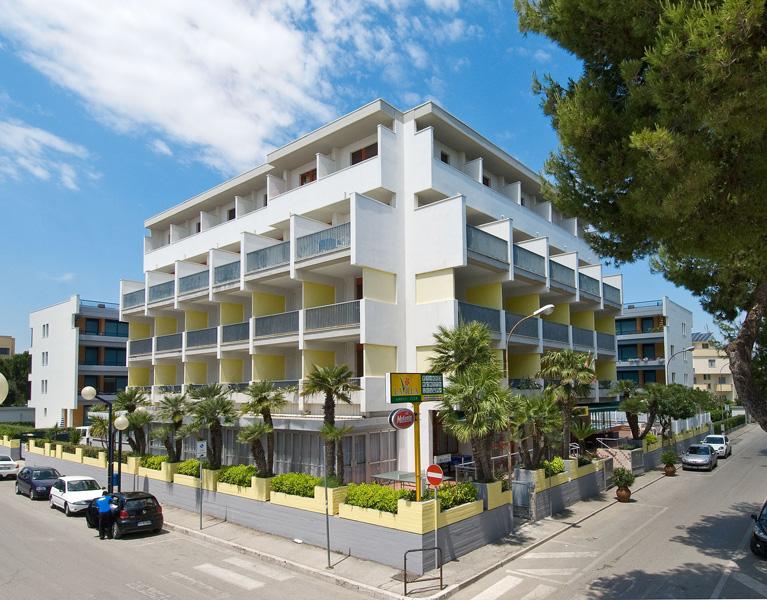 Hotel Club La Villa Martinsicuro