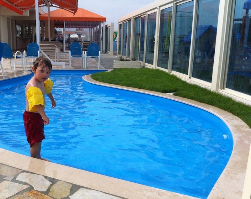 L 39 hotel levante vicino al mare a pinarella cervia riviera - Hotel con piscina cervia ...