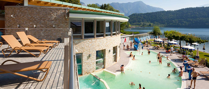 Parc Hotel Du Lac Trentino Levico Terme