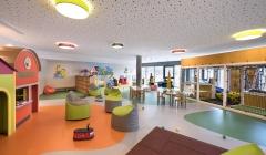 Quellenhof Resort - Miniclub, media ris