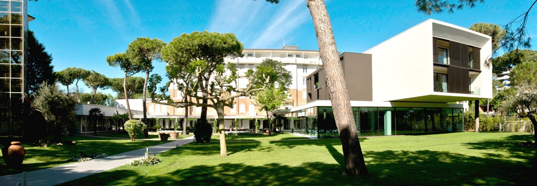 Marepineta resort family hotel e resort per bambini a for Hotel a milano marittima