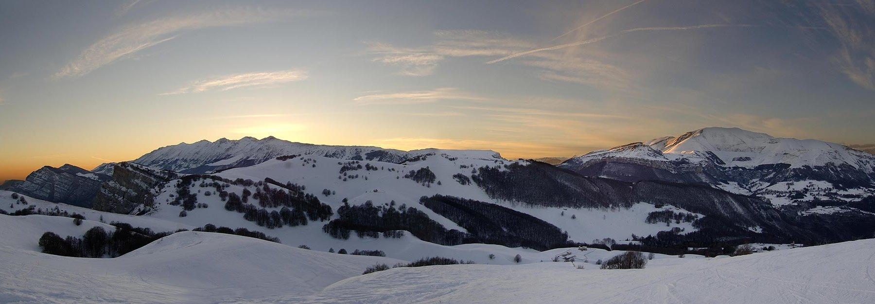 Monte Baldo  la neve del Trentino più vicina alle famiglie e il Natale di  Rovereto - Bimboinviaggio c8ba906b3777