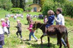 attività per bambini in agriturismo in toscana
