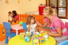 villaggio con animazione per bambini in sardegna
