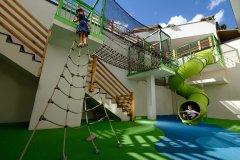 residence con attività per bambini in val di fassa