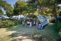 ristorante bambini camping toscana