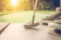 hotel con mini golf per bambini
