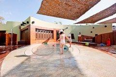 hotel con miniclub per bambini in grecia