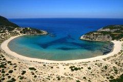spiaggia messinia costa navarino