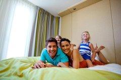 resorts con miniclub per bambini in croazia