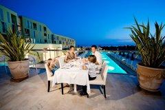 alberghi per bambini in croazia
