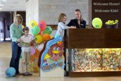 resorts con attività per bambini in croazia