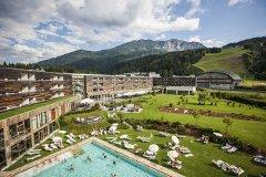 bimbi in vacanza in austria