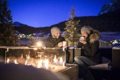 family hotels direttamente sulle piste da sci in alto adige
