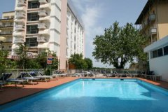 hotel london cattolica