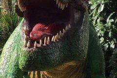 hotel per bambini con parco dei dinosauri