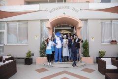 hotel con attività per bambini marche