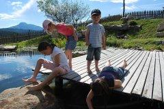 vacanze famiglie natura obereggen