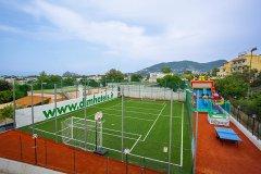 alberghi con campo da calcio per bambini ad ischia