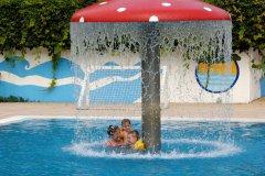 piscina per bambini spiaggia romea