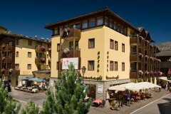 family hotels a Livigno