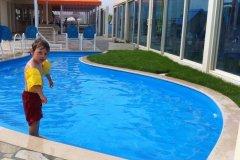 piscina Hotel Levante