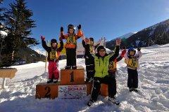 andare a sciare con i bambini in austria