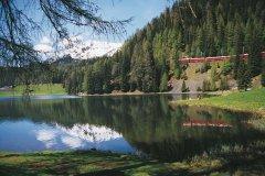 Rhätische Bahn, Davos Laret
