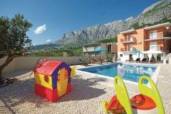 appartamenti per bambini in croazia