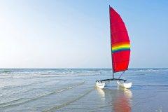 Paradu catamarano