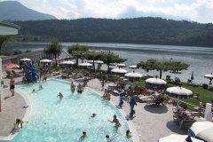 hotel con intrattenimento per bambini sul lago di levico