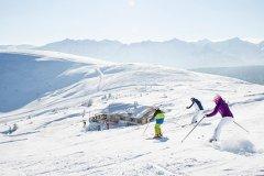 vacanze con bimbi sulla neve in val pusteria