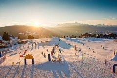 vacanze famiglie neve alto adige merano