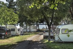 camping con mini club per bambini in croazia