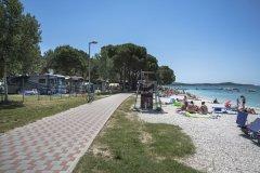 camping con parco acquatico in croazia