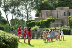 family resort in calabria