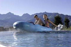 family hotel austria tirolo piscina per bambini