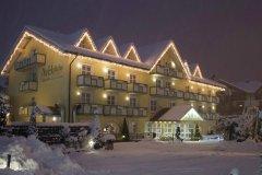 alpholiday dolomiti wellness fun hotel inverno
