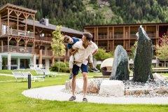 hotel con servizi per famiglie alto adige